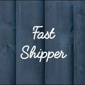 Other - As a Posh Ambassador we are fast shippers!